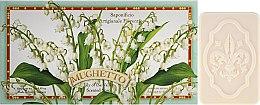 Düfte, Parfümerie und Kosmetik Naturseifen-Geschenkset - Saponificio Artigianale Fiorentino Lily Of The Valley (3x125g)