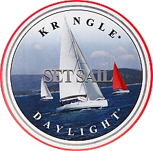 Düfte, Parfümerie und Kosmetik Duftkerze Daylight Set Sail - Kringle Candle Set Sail