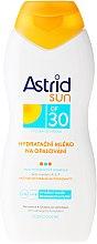 Düfte, Parfümerie und Kosmetik Feuchtigkeitsspendende Sonnenschutzmilch SPF 30 - Astrid Sun Moisturizing Suncare Milk