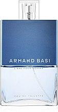 Düfte, Parfümerie und Kosmetik Armand Basi L'Eau Pour Homme - Eau de Toilette (Tester mit Deckel)