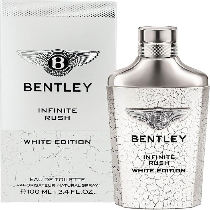 Bentley Infinite Rush White Edition - Eau de Toilette
