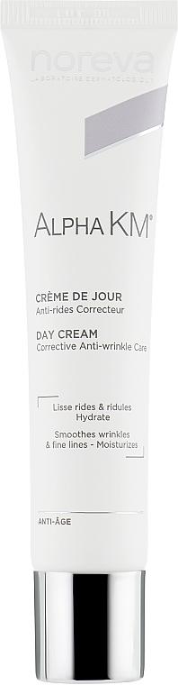 Korrigierende Anti-Aging Gesichtscreme für normale bis trockene Haut - Noreva Laboratoires Alpha KM Corrective Anti-Ageing Treatment Normal To Dry Skins — Bild N2