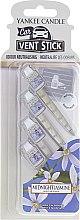 Düfte, Parfümerie und Kosmetik Auto-Lufterfrischer Midnight Jasmine 4 St. - Yankee Candle Midnight Jasmine