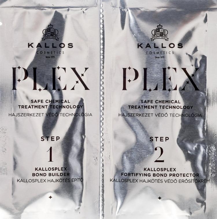 Haarampullen - Kallos Cosmetics PLEX Safe Chemical Treatment Technology