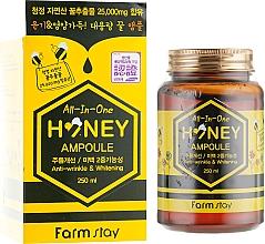Düfte, Parfümerie und Kosmetik Gesichtsserum mit Honig - FarmStay All-In-One Honey Ampoule
