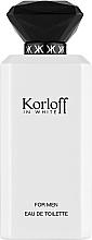 Düfte, Parfümerie und Kosmetik Korloff Paris Korloff In White - Eau de Toilette