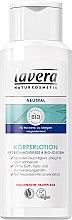 Düfte, Parfümerie und Kosmetik Körperlotion mit Bio Nachtkerze und Bio Jojoba für trockene und zu Allergien neigende Haut - Lavera Neutral Body Lotion