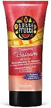 Düfte, Parfümerie und Kosmetik Nährender Körperbalsam Pfirsich und Mango - Farmona Tutti Frutti Nourishing Body Balm Peach & Mango