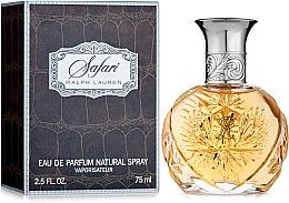 Düfte, Parfümerie und Kosmetik Ralph Lauren Safari Woman - Eau de Parfum