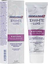 Düfte, Parfümerie und Kosmetik Whitening-Beschleuniger - Blend-a-med 3D White Luxe Whitening Accelerator