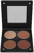 Düfte, Parfümerie und Kosmetik Konturierpalette - Make-Up Atelier Paris Palette Blush 3d