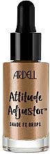 Düfte, Parfümerie und Kosmetik Flüssiger Highlighter - Ardell Attitude Adjustor Shade FX Drops