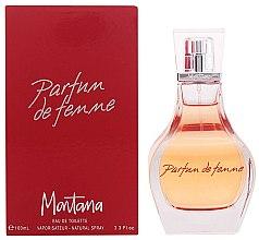 Düfte, Parfümerie und Kosmetik Montana Parfum de Femme - Eau de Toilette