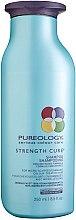 Düfte, Parfümerie und Kosmetik Shampoo für dünnes und gefärbtes Haar - Pureology Strength Cure Shampoo