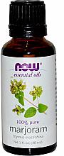 Düfte, Parfümerie und Kosmetik 100% Reines ätherisches Majoranöl - Now Foods Essential Oils 100% Pure Marjoram Oil