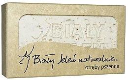 Düfte, Parfümerie und Kosmetik Hypoallergene Naturseife mit Weizenkleieextrakt - Bialy Jelen Hypoallergenic Soap Extract Wheat Bran