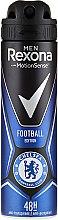 Düfte, Parfümerie und Kosmetik Deospray Antitranspirant - Rexona Chelsea Spray