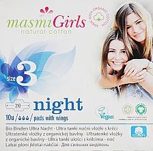 Düfte, Parfümerie und Kosmetik Ultradünne Nachtbinden für junge Mädchen 10 St. - Masmi