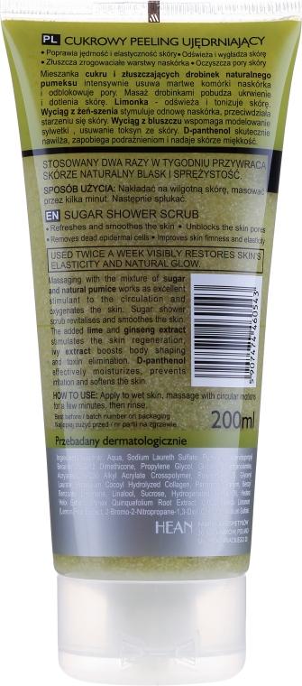 Körperscrub mit Zucker - Hean Slim No Limit Body Peelling — Bild N2