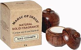 Düfte, Parfümerie und Kosmetik Natürliches Cremeparfum Nag Champa - Shamasa