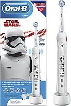 Düfte, Parfümerie und Kosmetik Elektrische Kinderzahnbürste D16 Junior Star Wars - Oral-B D16 Junior Star Wars