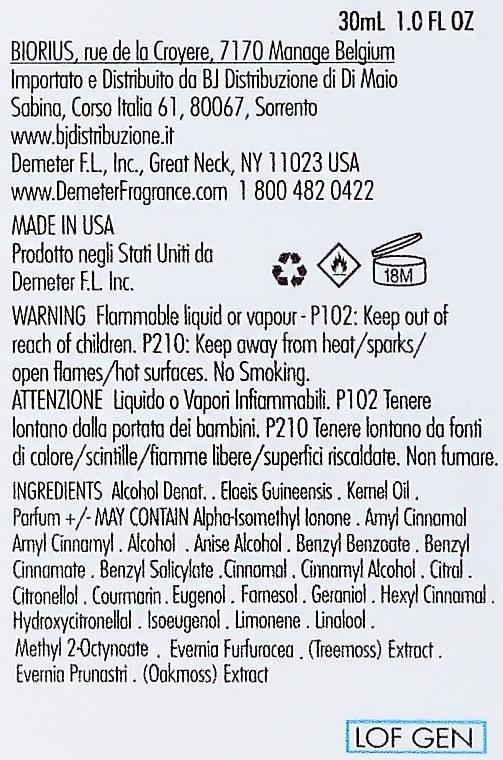 Demeter Fragrance Cinnamon Bun - Parfüm — Bild N3
