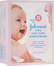 Düfte, Parfümerie und Kosmetik Baby-Brustpolster, 50 St. - Johnson's Baby