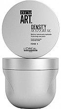 Düfte, Parfümerie und Kosmetik Wachs-Paste für Textur und Styling von kurzem Haar - L'Oreal Professionnel Tecni.Art Density Material Wax-Paste