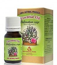Düfte, Parfümerie und Kosmetik Ätherisches Bio Salbeiöl - Bulgarian Rose Dalmatian Sage Essential Oil