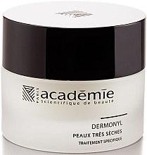 Düfte, Parfümerie und Kosmetik Pflegende und revitalisierende Nachtcreme 50+ - Academie Visage Nourishing And Revitalizing Cream Dermonyl