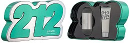 Düfte, Parfümerie und Kosmetik Carolina Herrera 212 NYC - Duftset (Eau de Toilette 100ml + Körperlotion 100ml)