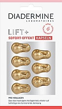 Düfte, Parfümerie und Kosmetik Revitalisierende Gesichtskapseln mit Pro-Kollagen und sofortigem Lifting-Effekt - Diadermine Lift+ Sofort Effect Capsules