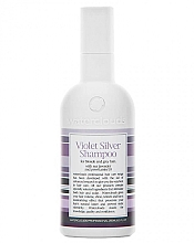 Düfte, Parfümerie und Kosmetik Shampoo gegen Gelbstich für blondes und graues Haar mit Meerlavendel und Provitamin B5 - Waterclouds Violet Silver Shampoo