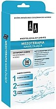Düfte, Parfümerie und Kosmetik Feuchtigkeitsspendende Mikrodermabrasion - AA 3-Etapowe Zabieg Moisturizing Moisture Therapy
