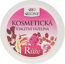 Düfte, Parfümerie und Kosmetik Kosmetische Vaseline mit Rosenduft - Bione Cosmetics Cosmetic Vaseline With Rose Oil