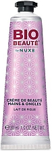 Düfte, Parfümerie und Kosmetik Hand- und Nagelcreme Feigenmilch - Nuxe Bio Beauty Hands and Nails Cream Fig Milk