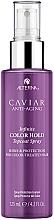 Düfte, Parfümerie und Kosmetik Caviar Anti-Frizz Spray für coloriertes Haar - Alterna Caviar Anti-Aging Infinite Color Hold Topcoat Spray