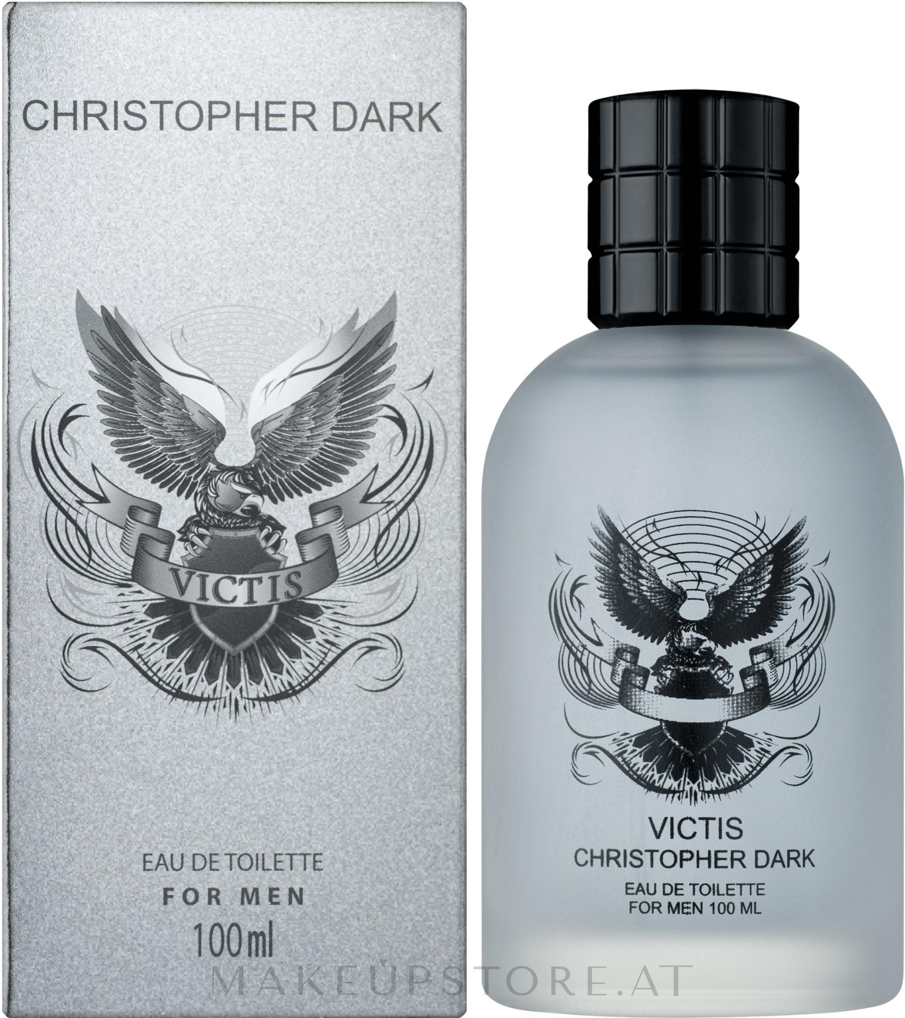 Christopher Dark Victis - Eau de Toilette — Bild 100 ml