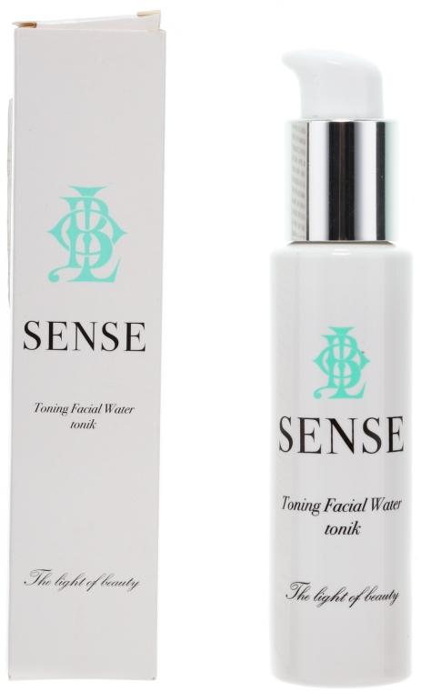 Erfrischendes Gesichtstonikum für normale und Mischhaut - Kallos Cosmetics Sense Facial Wash Tonic — Bild N1
