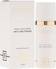 Düfte, Parfümerie und Kosmetik Anti-Aging Gesichtscreme - BioDermic Pearl Glow Anti-Age Cream