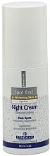 Düfte, Parfümerie und Kosmetik Aufhellende Nachtcreme für Gesicht, Hals und Dekolleté gegen Pigmentflecken - Frezyderm Spot End Night Cream