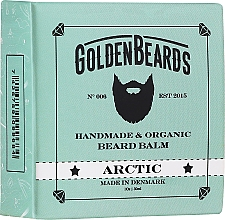 Düfte, Parfümerie und Kosmetik Bartbalsam Arctic - Golden Beards Beard Balm
