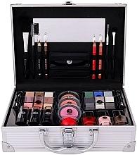 Düfte, Parfümerie und Kosmetik Schminkset - Cosmetic 2K All About Beauty Train Case