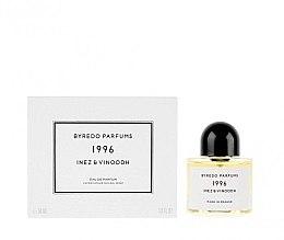 Düfte, Parfümerie und Kosmetik Byredo 1996 Inez & Vinoodh - Eau de Parfum