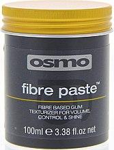 Düfte, Parfümerie und Kosmetik Modellierende Fixier-Haarpaste für mehr Volumen - Osmo Fibre Paste