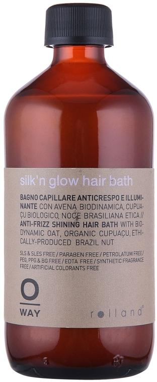 Anti-Frizz Shampoo - Rolland Oway Sun — Bild N3