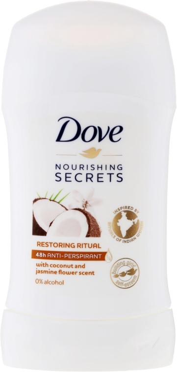 Deostick Antitranspirant - Dove Nourishing Secrets Restoring Ritual Deodorant