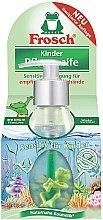 Düfte, Parfümerie und Kosmetik Flüssigseife für die empfindliche Kinderhaut - Frosch Kinder Liquid Soap