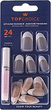 Düfte, Parfümerie und Kosmetik Künstliche Nägel French 74141 - Top Choice