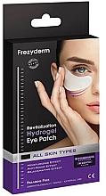 Düfte, Parfümerie und Kosmetik Revitalisierende und feuchtigkeitsspendende Hydrogel-Augenpatches - Frezyderm Revitalization Hydrogel Eye Patch